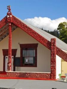Maraé traditionnel nouvelle zélande